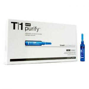 Napura T1 Purify Post (Биологическое очищение.Detox) Ампулы-флаконы. После шампуня