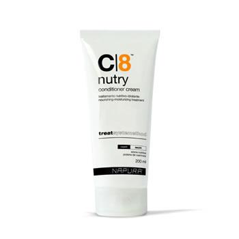 C8 Nutry (Питание и увлажнение - протеины кашемира) Крем-кондиционер