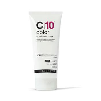C10 Color Для окрашенных волос. Маска-кондиционер
