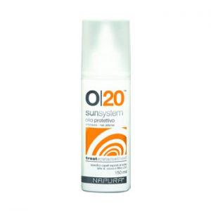 Napura O20 SunSystem Летняя серия для натуральных и окрашенных волос. Масло