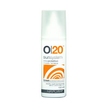 O20 SunSystem Летняя серия для натуральных и окрашенных волос. Масло