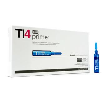 T4 Prime Post (Совершенная профилактика). После шампуня