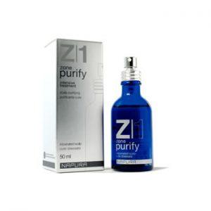 Napura Z1 Purify Pre (Биологическое очищение.Detox) Аэрозоль локальный. Перед шампунем