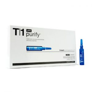 Napura T1 Purify Pre (Биологическое очищение.Detox) Ампулы-флаконы. Перед шампунем