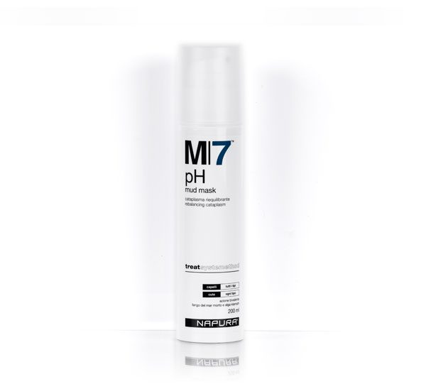 M7 PH-баланс Маска на основе грязей Мертвого моря НОВЫЙ ФОРМАТ!