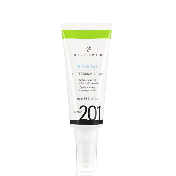 Histomer Финишный крем для проблемной кожи Грин-Эйдж Формула 201
