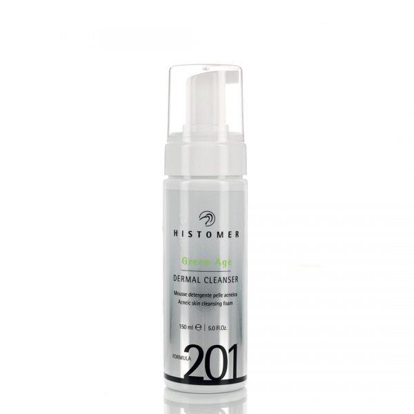 Histomer Очищающий мусс для проблемной кожи Грин-Эйдж