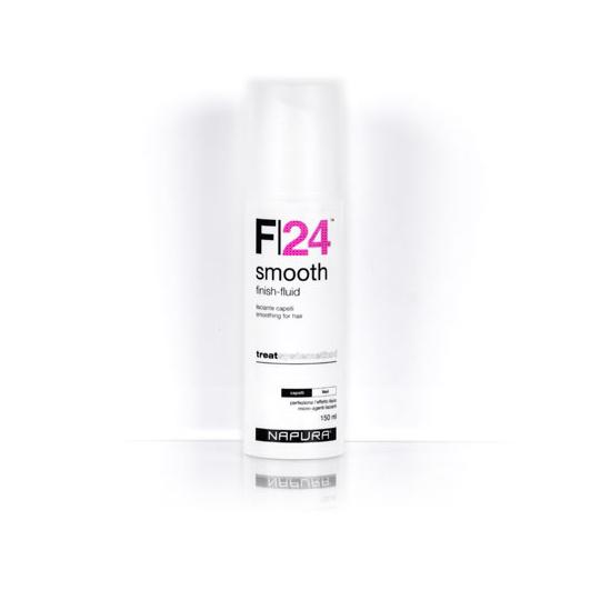 Napura F24 Smooth Финиш-флюид для прямых волос
