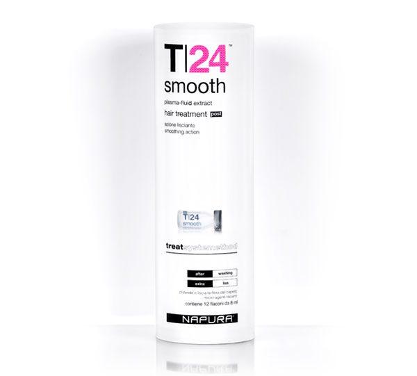 Napura T24 Smooth Ампулы для прямых волос