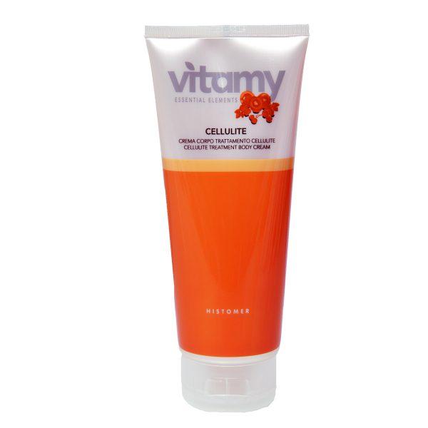 Histomer Антицеллюлитный крем Витаминами VITAMY FORMULA