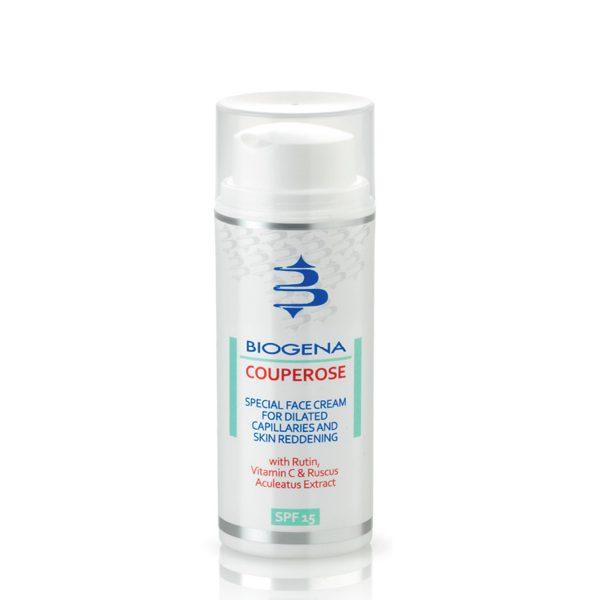 Histomer COUPEROSE Тонизирующий крем против покраснений и купероза SPF15 BIOGENA FACE