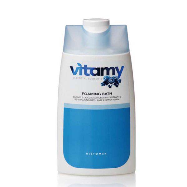 Histomer Смягчающая пена для ванны Витами VITAMY FORMULA