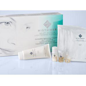 Histomer Набор anti-age для сияния кожи на 7 сеансов LIGHTENING FORMULA