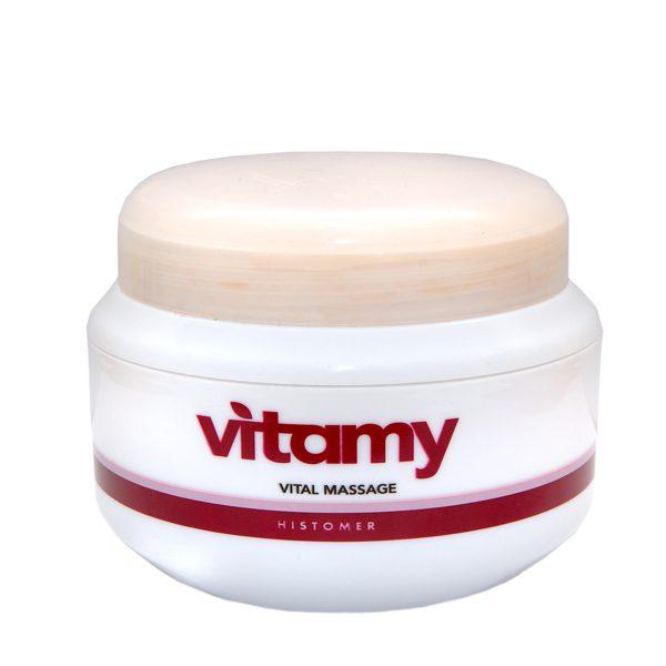Histomer Массажный крем «Шелковая кожа» VITAMY FORMULA