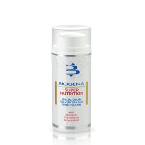 Histomer SUPERNUTRITION Питательный крем для сухой и чувствительной кожи BIOGENA FACE