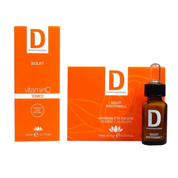Dermophisiologique BIOLIFT BioVitamin C (Био витамин C)